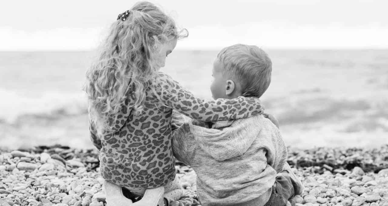Geschwisterbeziehung – Einfluss bis ins hohe Alter
