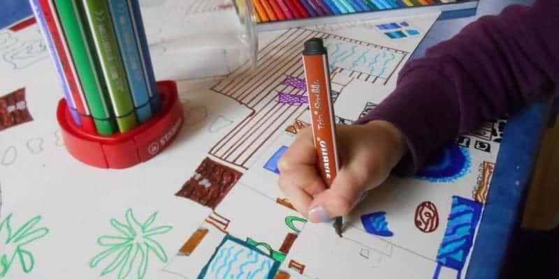 Umgang mit künstlerisch begabten Kindern