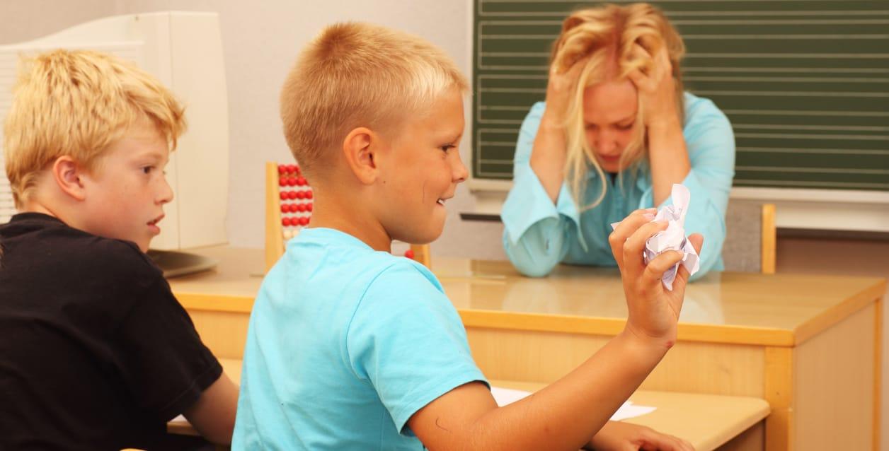 Kooperation im Klassenzimmer