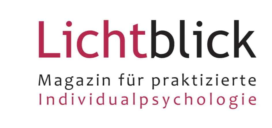 Lichtblick Magazin für praktizierte Individualpsychologie